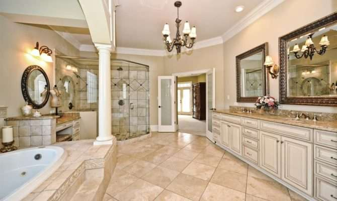 Luxury Master Bathroom Suites Luxurious Suite Bath