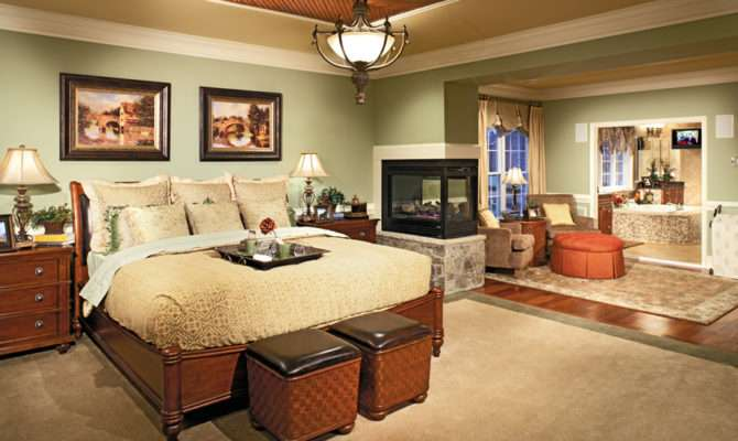 Luxury Master Bedroom Floor Plan Ideas Design