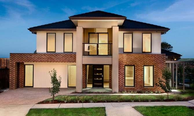 Luxury Modern American House Exterior Design
