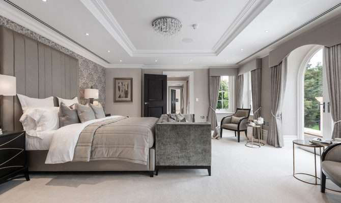 Luxury Panel Doors Fit Mansion Architecture