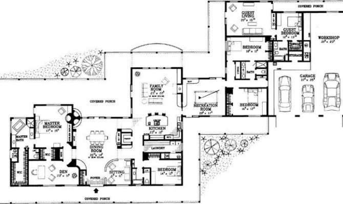 Luxury Ranch Style House Plans Unique