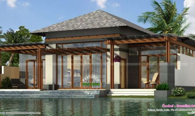 Luxury Small Home Plan Kerala Design