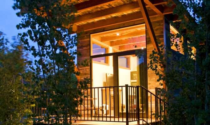 Luxury Tiny House Community