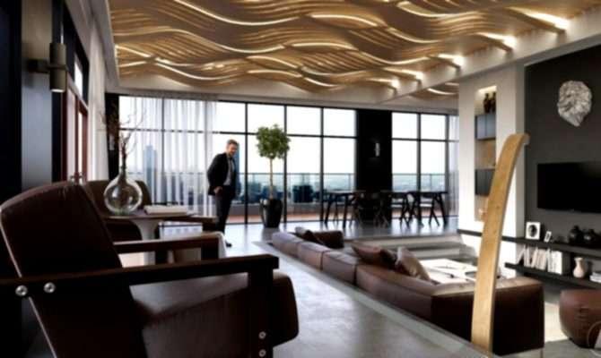 Luxury Ultra Modern Home Interiors Sofa Set