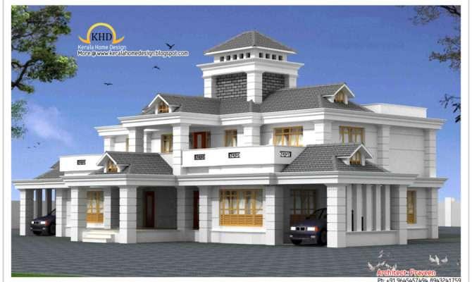 Luxury Villa Plan