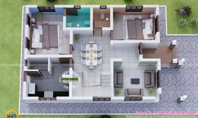 Magnificent Kerala Dream Home Plan