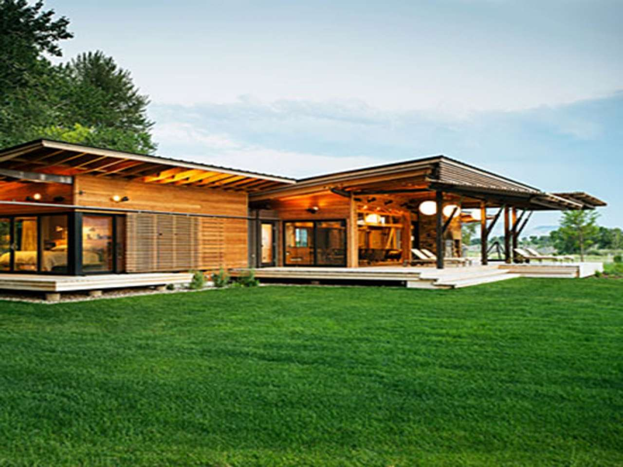 Magnificent Ranch House Plans Modern Homes Zone Country
