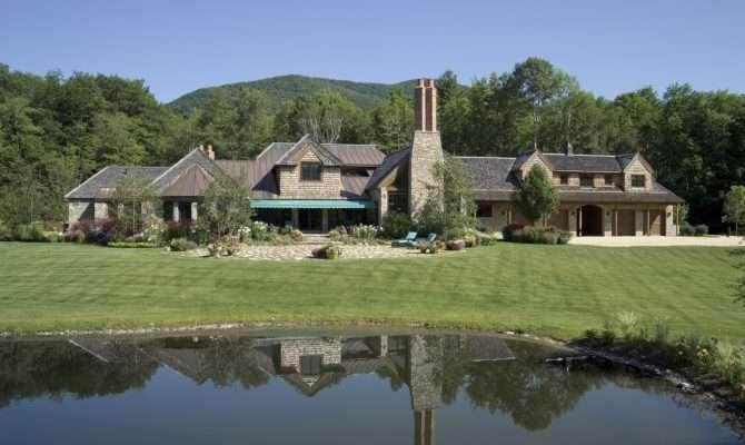 Magnificent Stone Manor House Dorset United States