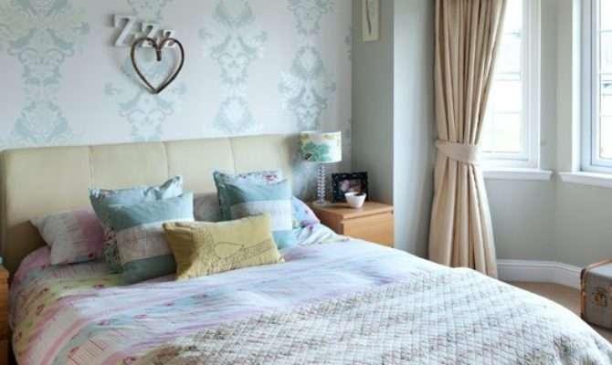Main Bedroom Real Homes New England Seaside Inspired