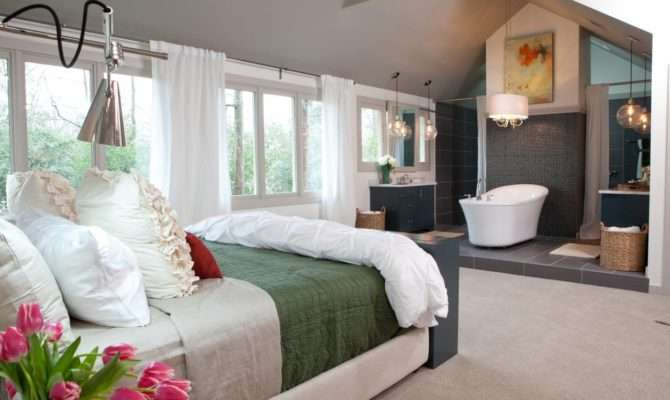 Make Most Your Attic Master Bedroom