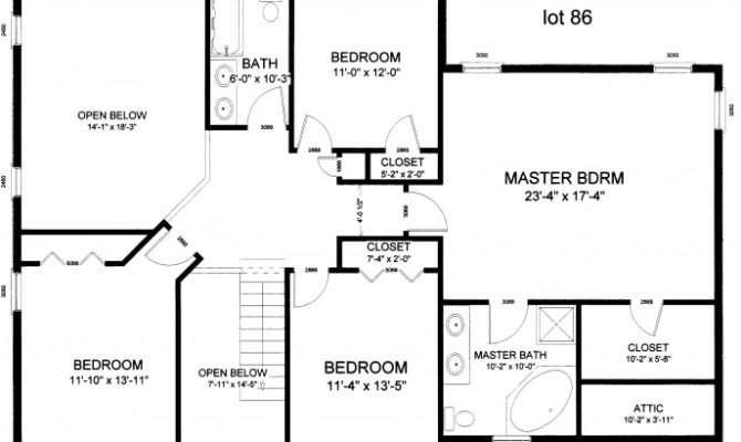 Make Your Own Floor Plan Modern Style