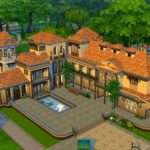 Mansion Austin Jarkad Sims Blog