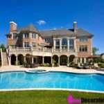 Mansion Huge Brown Dream Home Pinterest Mansions