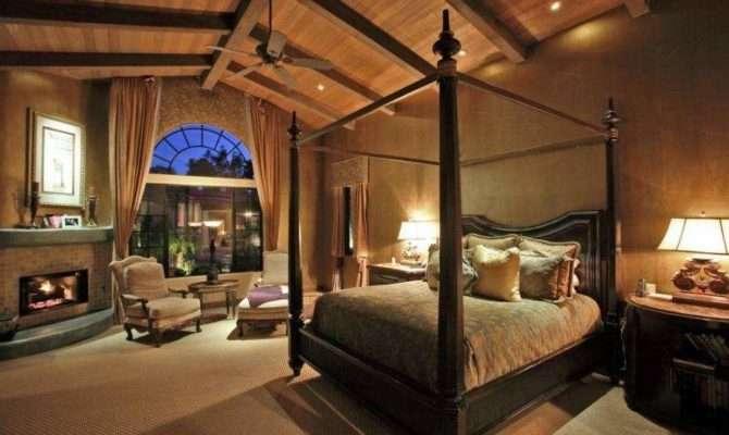 Mansion Master Bedrooms London Luxury