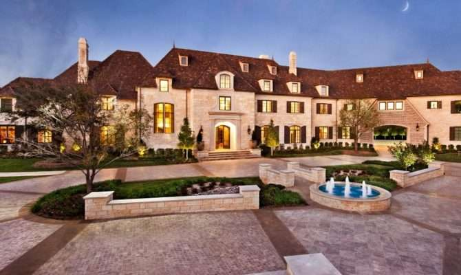 Mansion Sale