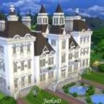 Mansion Victoria Jarkad Sims Blog