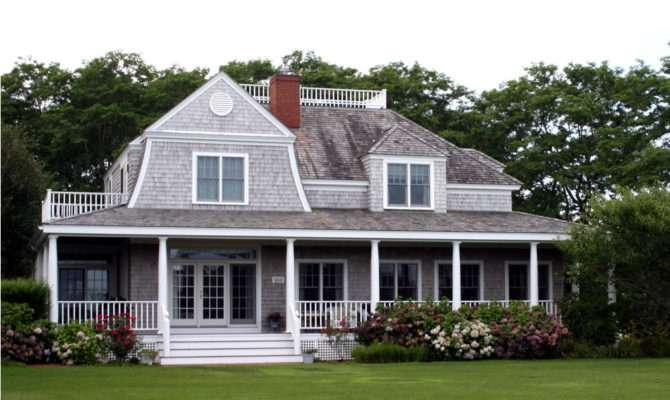 Many Older Cape Cod Homes Have Been Expanded More Space Can