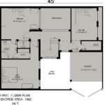 Map Home Marla Plot Joy Studio Design Best House Plans