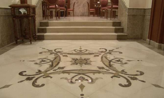 Marble Floor Designs Home