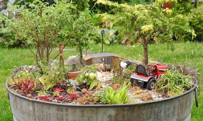 March Mini Garden Guru Your Miniature Source