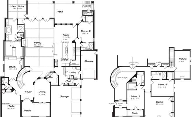Marchwood Texas Best House Plans Creative Architects 357477 670x400 Best House Plans Usa House Plans 2017 1