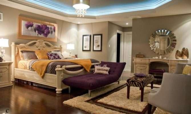 Markham Mansion Master Bedroom