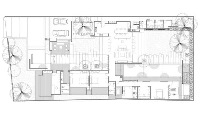 Marvelous Architect Perfect House Plan Contemporary