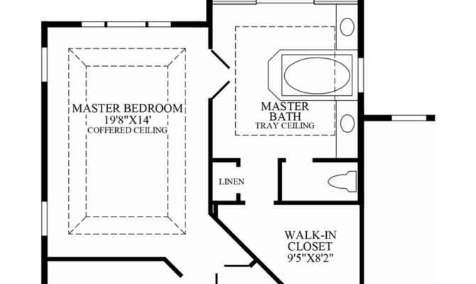 Master Bathroom Floor Plans Shower Only