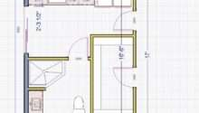 Master Bathroom Layout Ideas Sketch