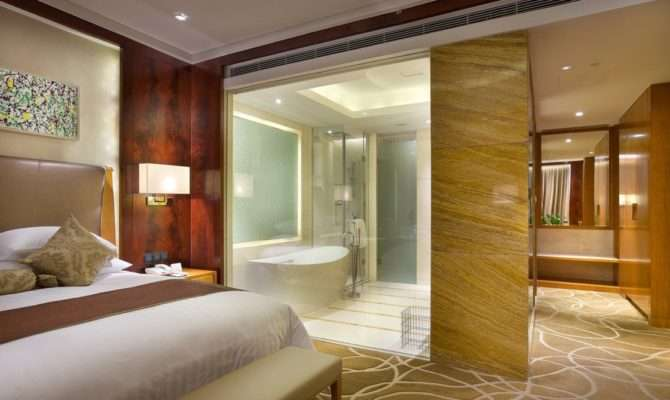 Master Bedroom Bathroom Design House