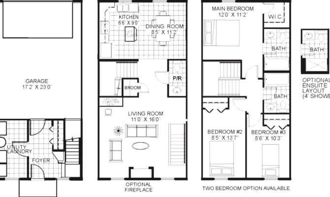 Master Bedroom Floor Plan Bath Walk Closet