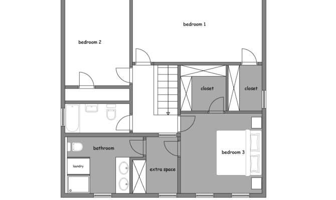 Master Bedroom Suite Floor Plans Additions Addition