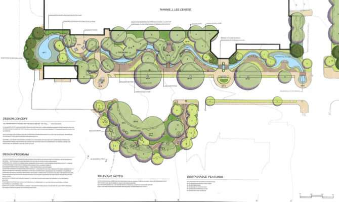 Master Plans Sisson Landscapes