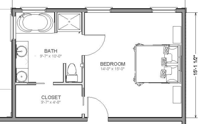 Master Suite Addition Add Bedroom