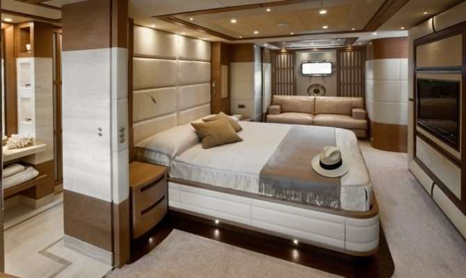 Master Suite Superyacht Lady Jane Yacht Charter