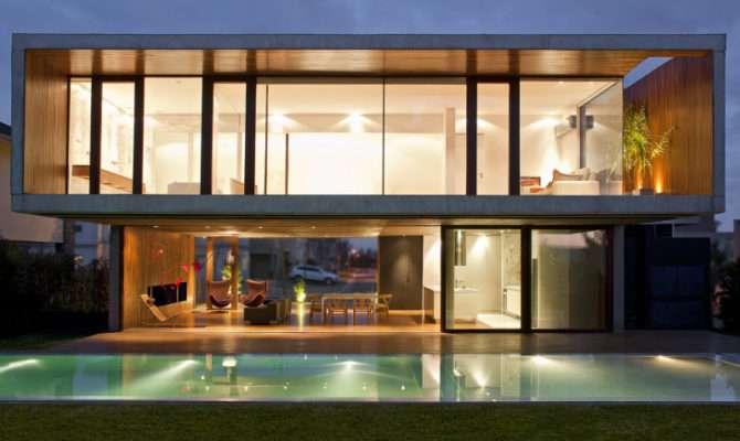 Materials House Were Wood Concrete Textures