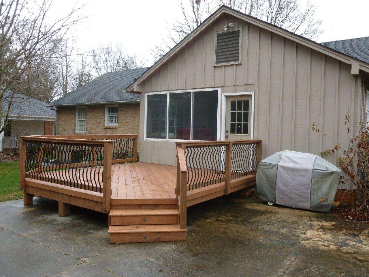 Materials Should Porch Steps