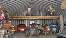 Maximize Your Shop Space Build Second Floor Storage Loft