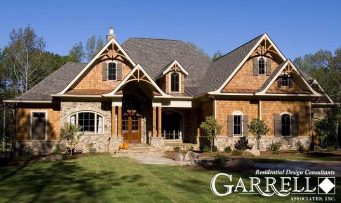 Meadowlane Cottage Mountain House Plan