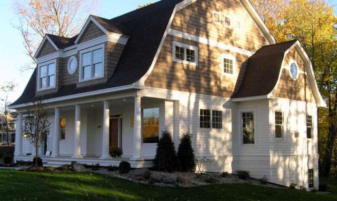 Medeek Design Inc Gambrel Roof Study