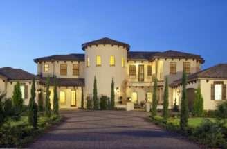 Mediterranean Home Designed Built Florida Custom Builder Jorge