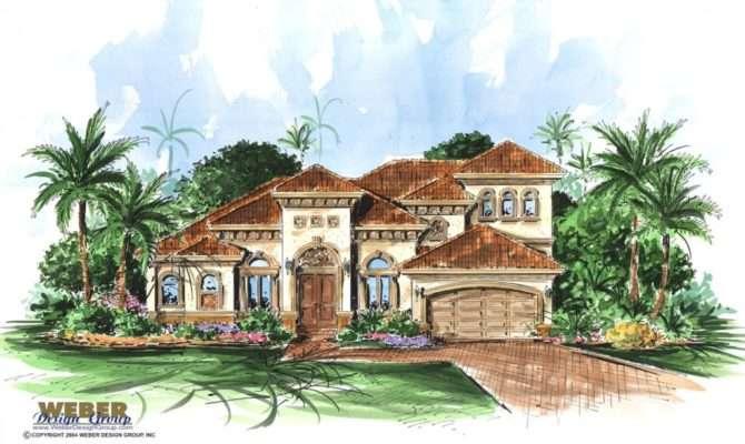 Mediterranean Home Plans