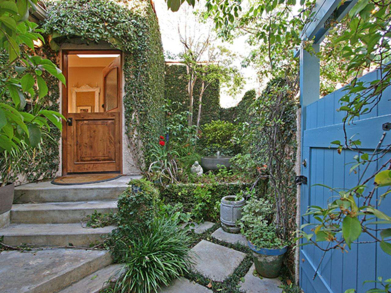 Mediterranean Inspired Courtyards Outdoor Spaces Patio Ideas