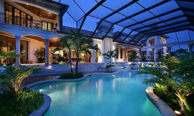 Mediterranean Luxury House Plans Home Design Style