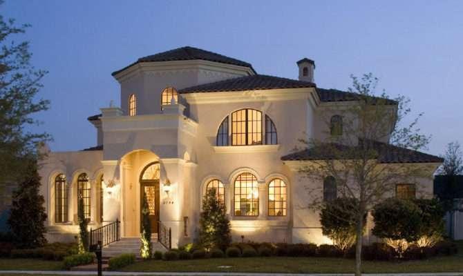 Mediterranean Revival Homes Idesignarch Interior Design