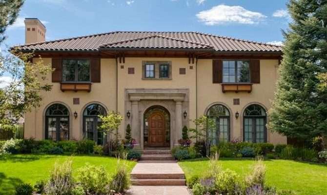 Mediterranean Style Homes Home Design