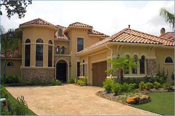 Mediterranean Style House Plans Spanish Designs