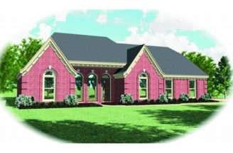 Mendelsohn Manor Southern Home Plan House Plans More