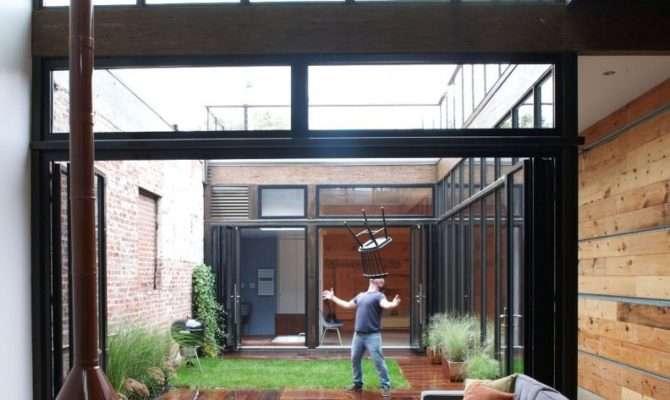 Mesh Architectures Atrium House Osa