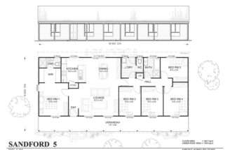 Metal Home Floor Plans Car